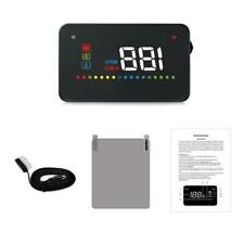 A200 Auto Hud Head Up Display Car Styling Obd Scanner Overspeed Warning