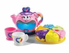 LeapFrog Musical Rainbow Child's Tea Party - Childrens Toy Play Tea Sets Set