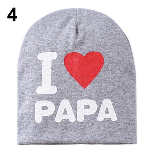 Eg /_ Säugling Kind Junge Mädchen Liebe Herz Weich Warm Hut Gestrickt Kappe
