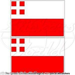 UTRECHT-Province-Flag-Netherlands-Nederland-Dutch-Decals-Stickers-3-034-75mm-x2