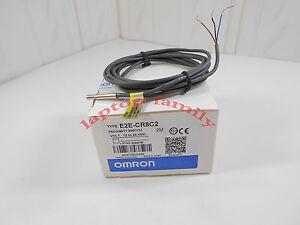 E2E-CR8C2-OMRON-New-in-Box-Proximite-Interrupteur-E2ECR8C2