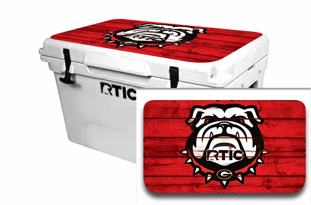Graphic Skin Wrap  Lid Kit fits RTIC 65qt Cooler -  Sale - Bulldog WD  shop online today