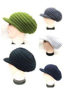 Plain-Knitted-Kint-Dreadlocks-Cap-Tam-Hat-Africa-Jamaica-Rasta-Rastafari
