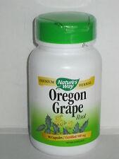 Oregon Grape Root Mahonia aquifolium 500 mg 90 Kapseln gut bei Psoriasis