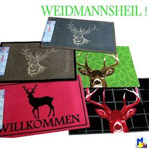 Weidmannsheil-Astra-Paillasson-Cerf-50x78-cm-en-5-Variantes