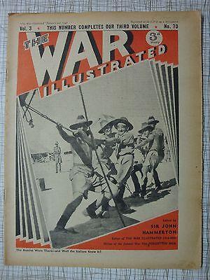 Greece, Crete, Breda, Blitz, Turkey, Fiat, Cantz, WW2 The War Illustrated # 63