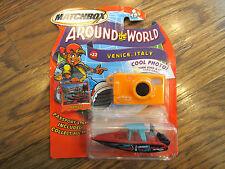 Mattel Matchbox Around The World #9 Gateway Arch BMW X5 97