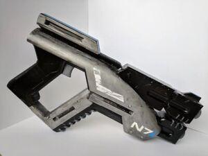 Masa-Efecto-M3-preadator-Kit-Cosplay-Mass-Effect-3-Modelo-Sin-Pintar