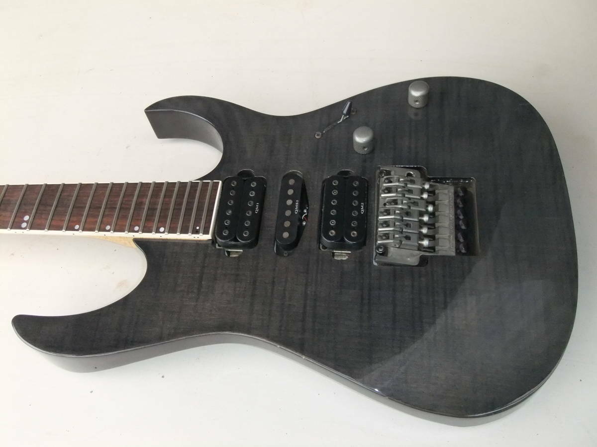 Ibanez RGFloyd Rose beutiful JAPAN rare useful EMS F/S