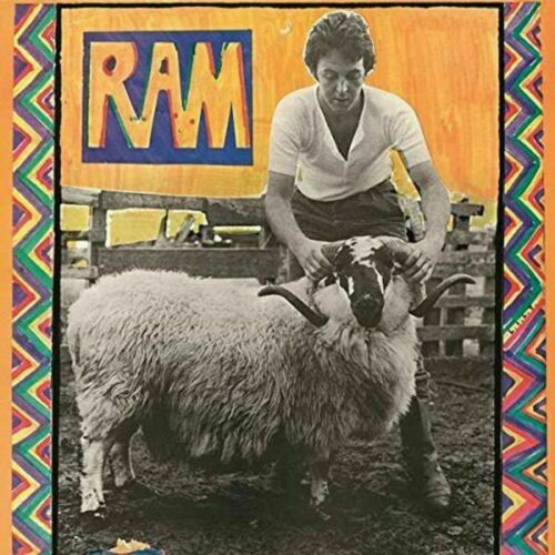 PAUL & LINDA McCARTNEY Ram VINYL LP 180 Gram BRAND NEW Remastered w/ Download