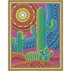 Paintworks® Cactus Kit & Frame Dot Paint-by-Number Kit