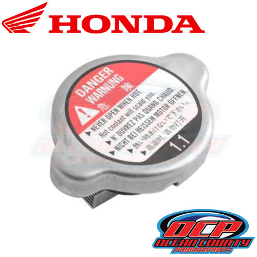 NEW GENUINE HONDA 2001-2016 RUBICON TRX500 TRX 500 OEM RADIATOR CAP