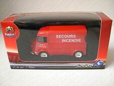 Solido Citroen HY Van Secours Incendie Fire Van    Ref.150465