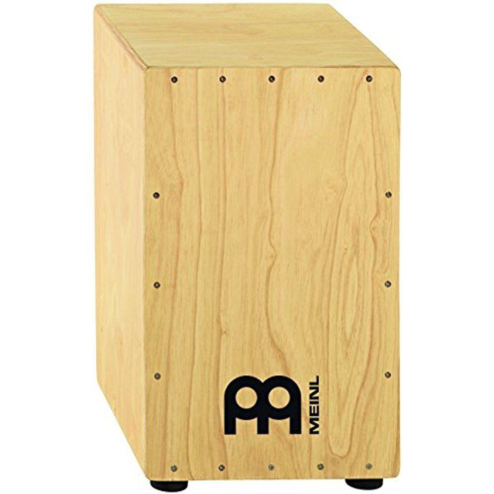 HCAJ1NT Headliner Series Wood String Cajon For Adjustable Snare Effect, Full New