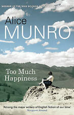 Too Much Happiness, By Munro, Alice,in Used but Acceptable condition