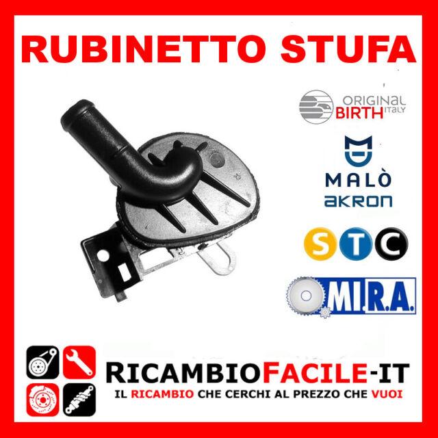 RUBINETTO STUFA RISCALDAMENTO FIAT PANDA 141 PER CODICE OE 7754045