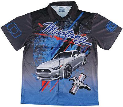 David Carey Mopar Dodge Car Logo Camp Club Shirt
