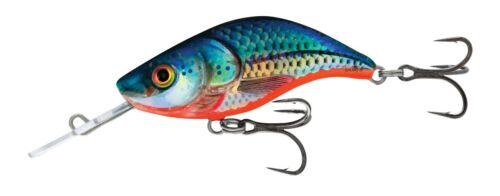 Salmo Sparky SHAD 4cm SINKING cucchiaino arte esca rapina pesce esca