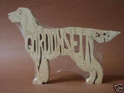 NEW American Bulldog Dog Wood Amish Made Toy Puzzle