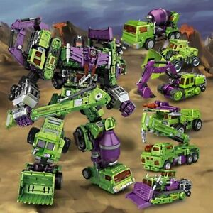 IN-STOCK-NEW-Transformation-NBK-Devastator-Toy-Oversize-Action-Figure-6-in-1
