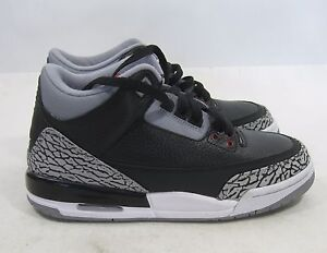 jordan retro 3 youth size 6.5