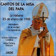 Cantos de la Misa del Papa  - Schola Cantorum Coralina (CD, 1998, BMG Jade)