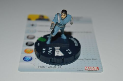 Marvel Heroclix Civil War Coldblood Uncommon 017