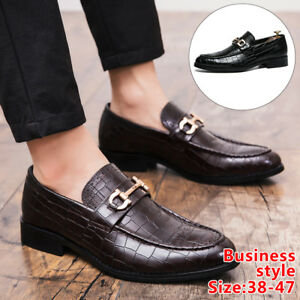 Men-Wedding-Dress-Shoes-Oxfords-Leather-Shoes-Business-Formal-Casual-Point-Toe