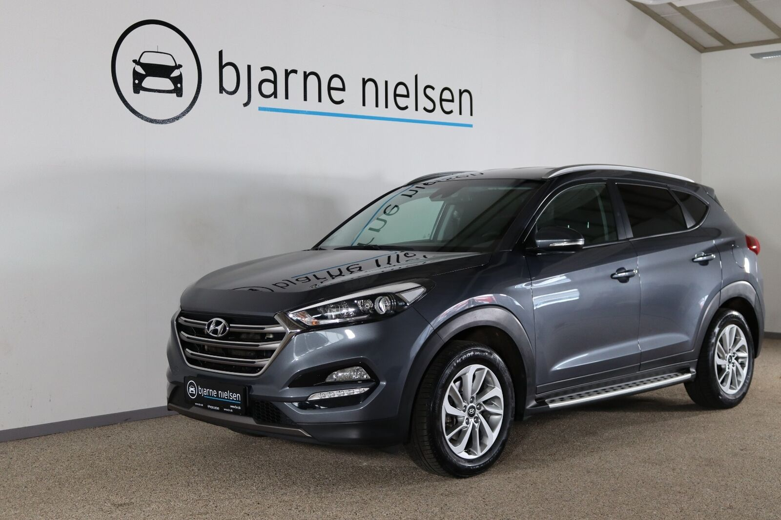 Hyundai Tucson Billede 1