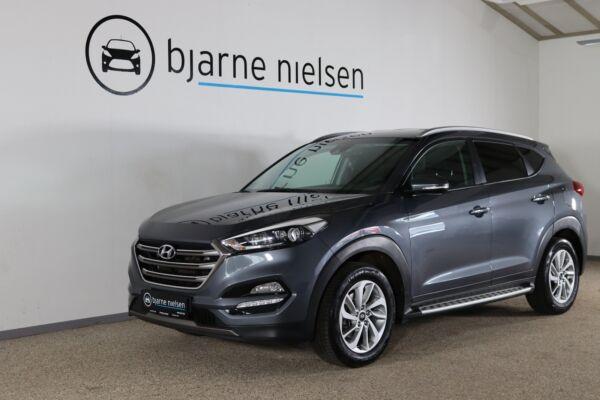 Hyundai Tucson 1,7 CRDi 115 Trend billede 0