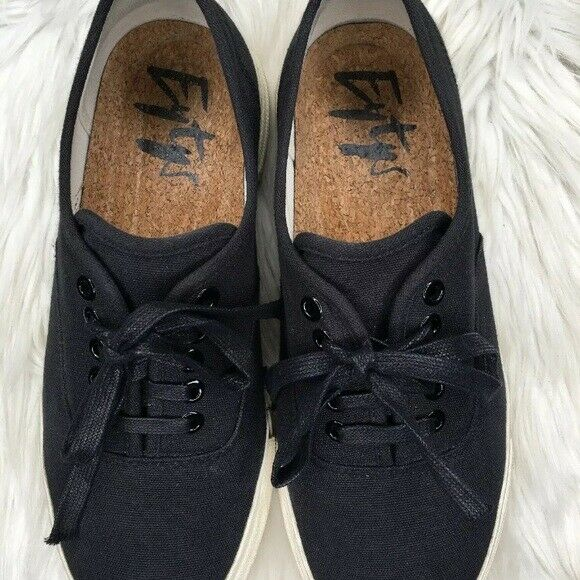 Eytys Mother canvas sneakers 10 Black - image 7