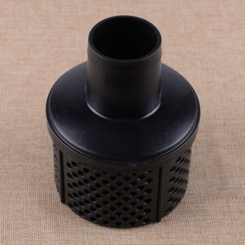 ABS Dirty Water Drainage Sewage Pump Suction Hose Strainer Filters New