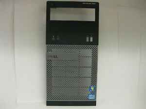 Dell-Optiplex-390-Mini-Tower-Front-Case-Bezel-Panel-Faceplate