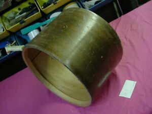 Vintage-SLINGERLAND-40-039-s-50-039-s-14-034-Wood-Snare-Drum-Shell-10-034-x14-034-4T