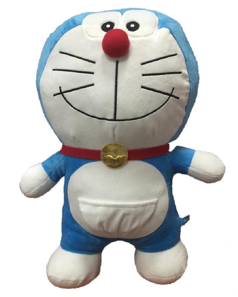 Peluche Doraemon 50 cm sorriso Peluches Cartoni Animati 00471