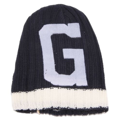 4817U cuffia bimbo GAUDI' bluewhite hat boy kid