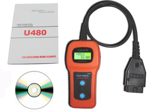 Fault Code Reader Scanner tool for Smart Car City-Coupe Fortwo ForFour
