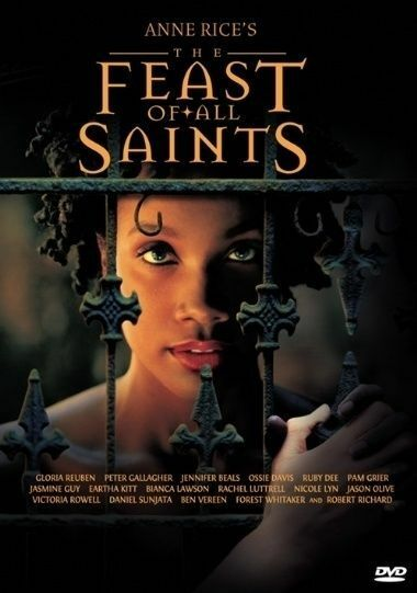 The Feast Of All Saints - Anne Rice (DVD, 2010, 2-Disc Set)