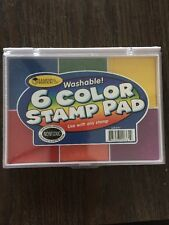 Learning Resources 6 Color Stamp Pad