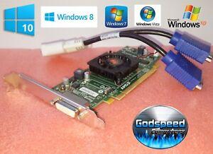Dell XPS 400 420 625 630 700 710 720 7100 8100 HD Dual Display VGA