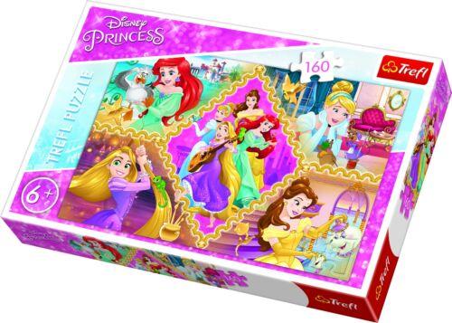 Trefl 160 pièces enfants filles Disney Princesses aventure Cendrillon JIGSAW PUZZLE