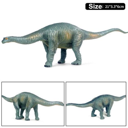 Cetiosaurus rebbachisaurus garasbae Figura Dinosauro Modello Giocattolo Da Collezione Arredamento Kid Gift