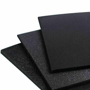 NEW Black Foam Pond Fish Tank Aquarium Sponge Biochemical Filter Filtration Pad