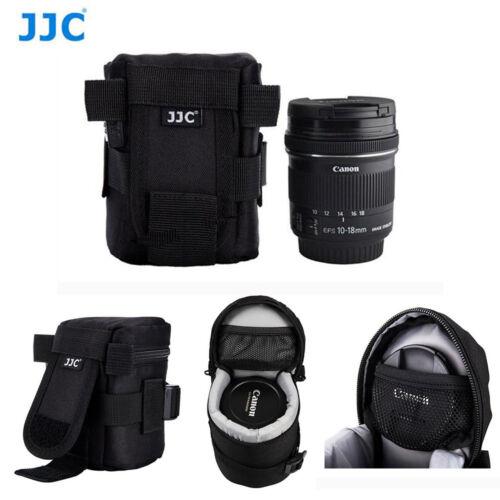 Lente JJC 78x125mm Deluxe bolsa bolsa para Nikon AF Nikkor 50mm 1:1.8D 18-55mm