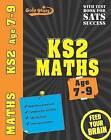 Gold Stars Workbooks: KS2 Age 7-9 Maths by Parragon (Paperback, 2009)