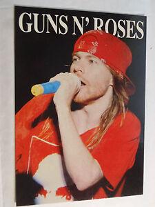 Postcard-CPM-Guns-N-039-Roses