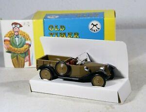 IGRA-Tchecoslovaquie-06C-Tatra-11-Normandie-1924-plastique-boite-1-36-RARE