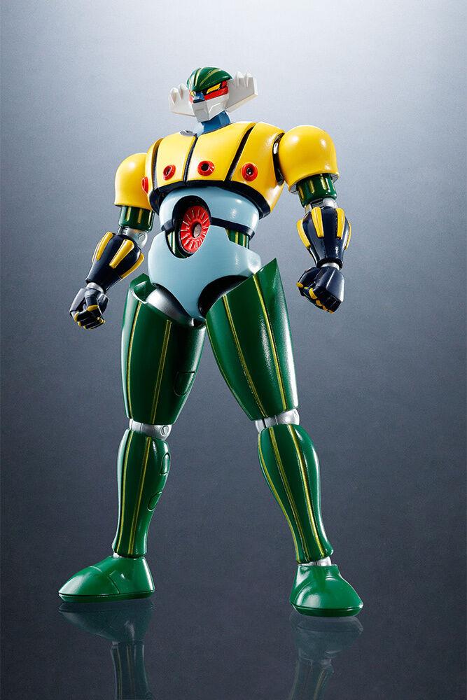 JEEG ROBOT D' ACCIAIO Kotetsu BANDAI DieCast MODEL Super Robot Chogokin SRC