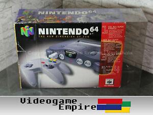 1x-Schutzhuelle-PET-Nintendo-64-N64-Konsole-OVP-Verpackung-Huelle-Box-Protector