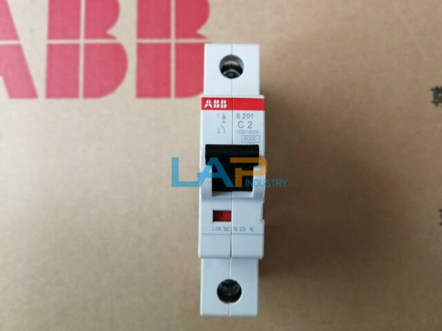 LOT OF 10 S201-C2 CIRCUIT BREAKERS *NEW IN BOX*